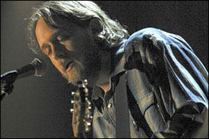 Hayes Carll and Ben Dickey