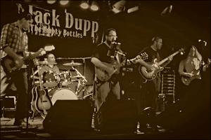 Jack Dupp and The Empty Bottles and Wildermore