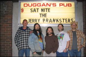 Jerry Pranksters