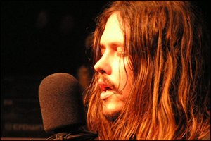 John Paul White and The Prescriptions