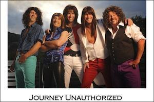 Journey Unauthorized