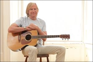Justin Hayward and Michael Dawes