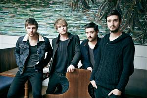 Kodaline and Jamie N Commons
