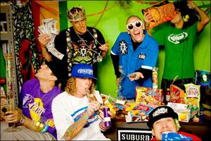 Kottonmouth Kings, Knowledge Da MC and more