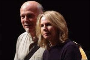 Marti Jones & Don Dixon