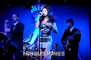 Missus Jones – A Tribute To Amy Winehouse