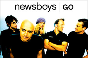 Newsboys and Mac Powell