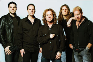 Night Ranger and Foreigner