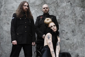 Otep and Illusions Of Grandeur
