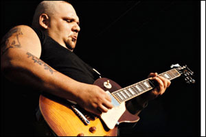 Popa Chubby and Jeff Plankenhorn