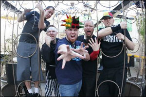 Psychostick, Downtown Brown and more