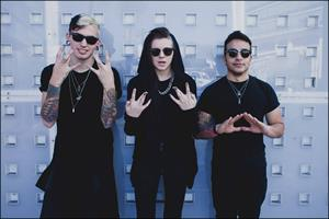 Pvris and Royal and the Serpent