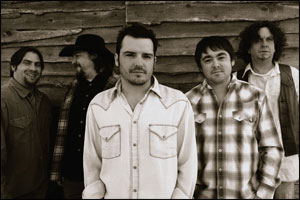 Reckless Kelly and Paul Thorn
