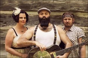 Reverend Peyton's Big Damn Band