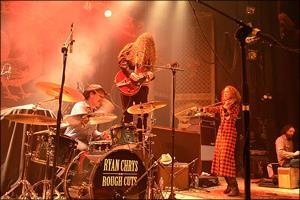Ryan Chrys & The Rough Cuts and The Tom Cook Band