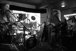 Seth Yacovone Band and Skyfoot