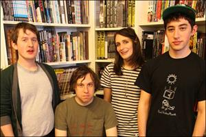 Speedy Ortiz, Guerilla Toss and more