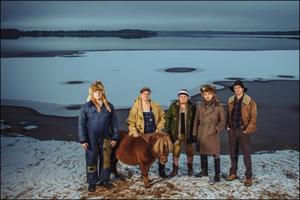 Steve'N'Seagulls and ClusterPluck