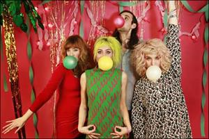 Tacocat and The Paranoyds
