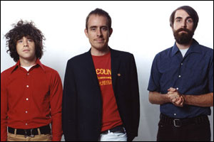Ted Leo and the Pharmacists and Control Top