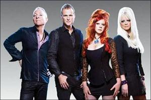 The B-52's, OMD (Orchestral Manoeuvres in the Dark) and more