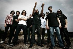The Budos Band and Paul & The Tall Trees