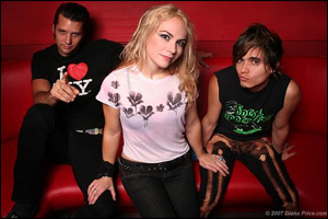 The Dollyrots and The Pink Spiders