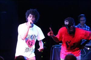 The Pharcyde, Fatlip and more