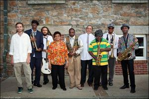 The Skatalites and Gorilla Finger Dub Band
