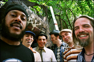 The Slackers, The Green Room Rockers and more