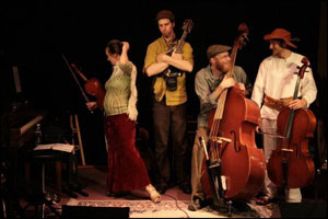 The Tillers and Shelf Life String Band