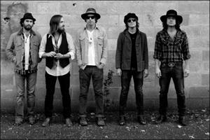 The Wild Feathers and Lauren Jenkins