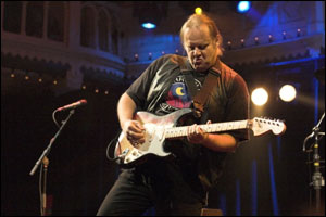 Walter Trout and Nick Schnebelen