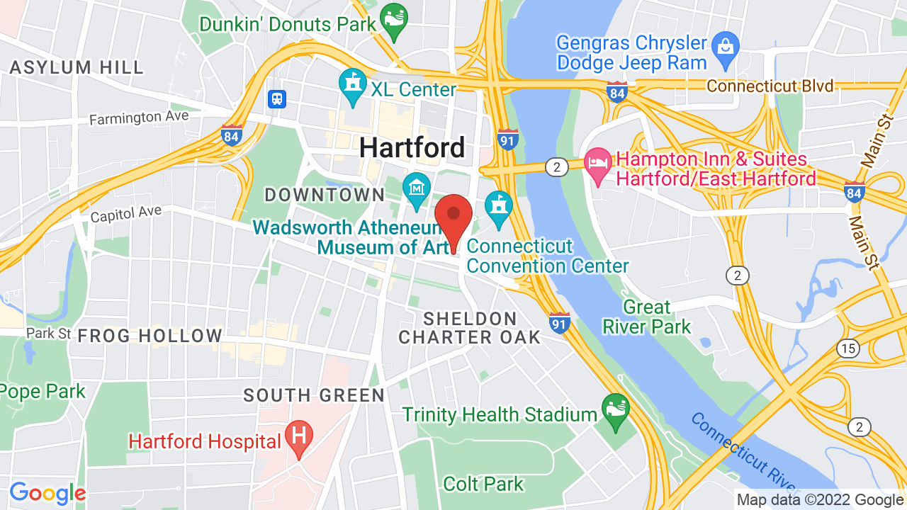 Map for Arch Street Tavern