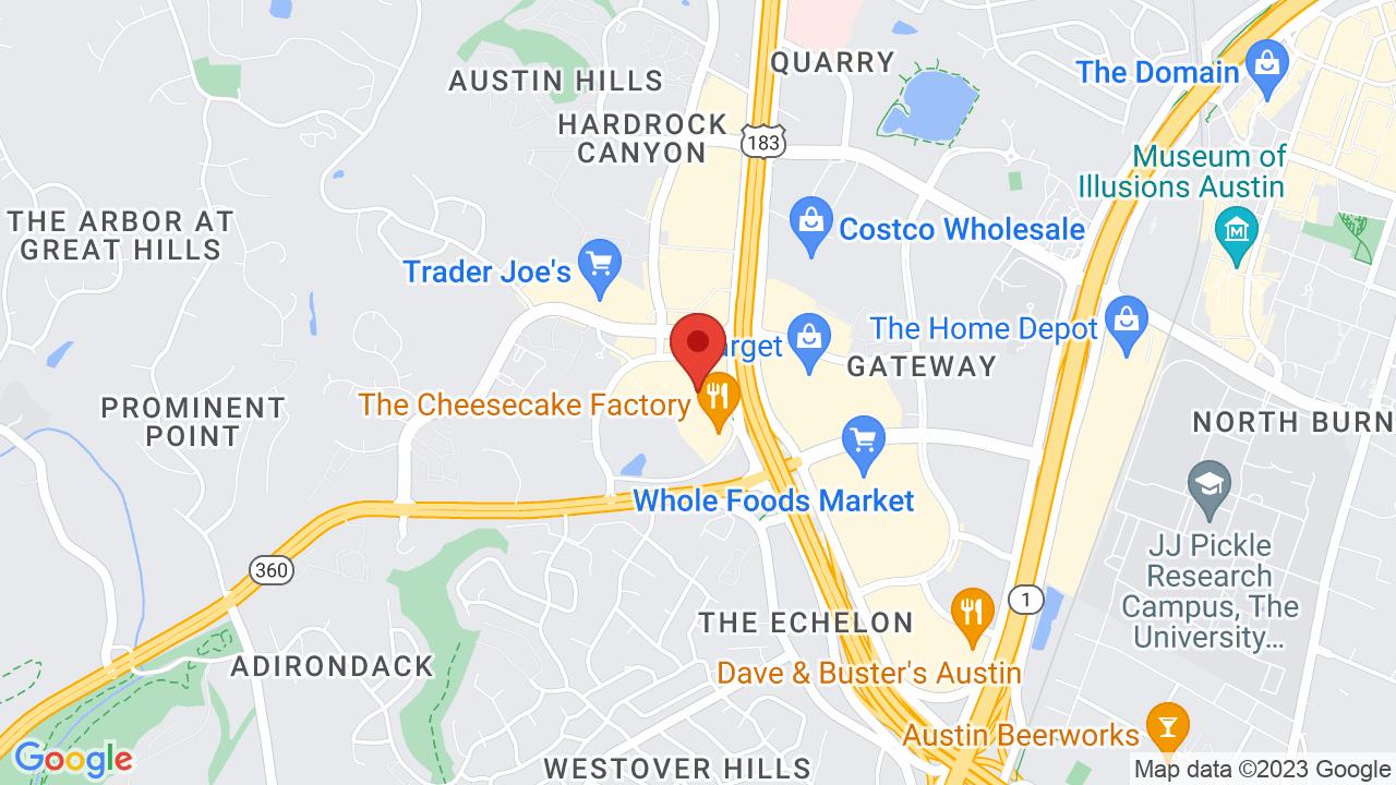 Arboretum Austin Map Barnes & Noble Arboretum in Austin, TX   Concerts, Tickets, Map