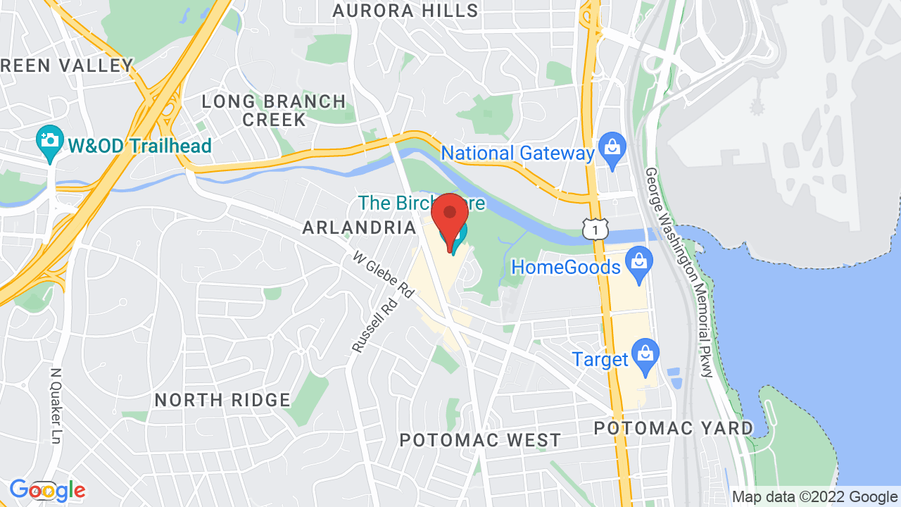 Map for Birchmere