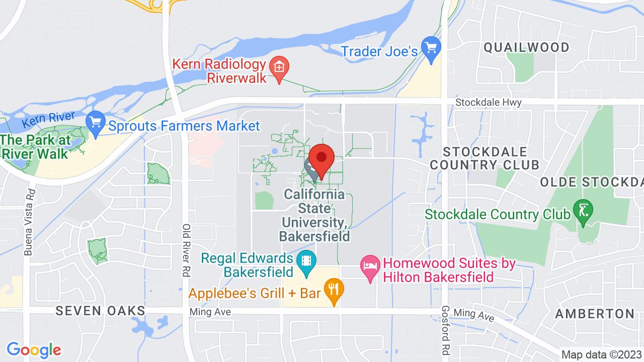 California State University Bakersfield in Bakersfield, CA ... on