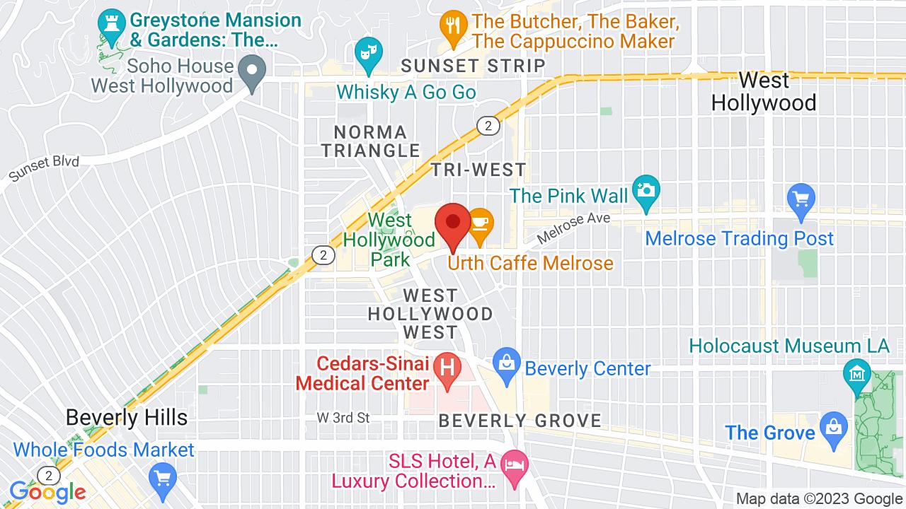Coco De Mer in Los Angeles, CA - Concerts, Tickets, Map