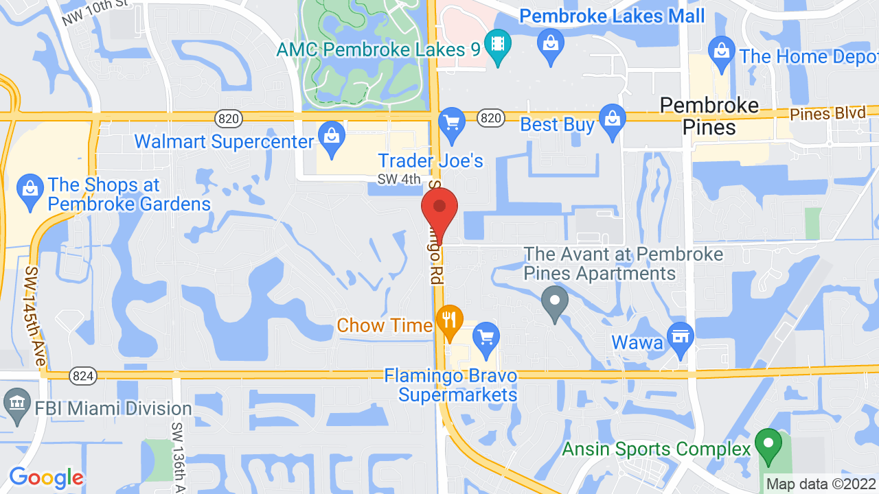 Cb Smith Park Map CB Smith Park in Pembroke Pines, FL   Concerts, Tickets, Map