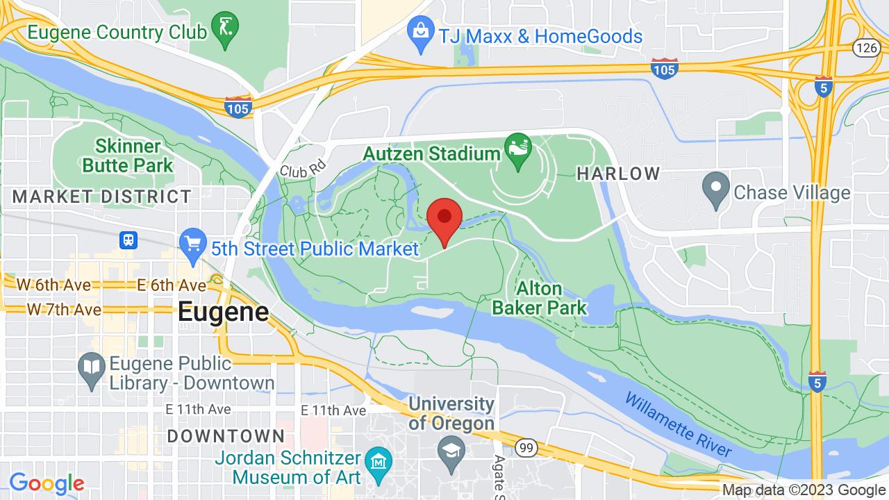 Map for Cuthbert Amphitheater