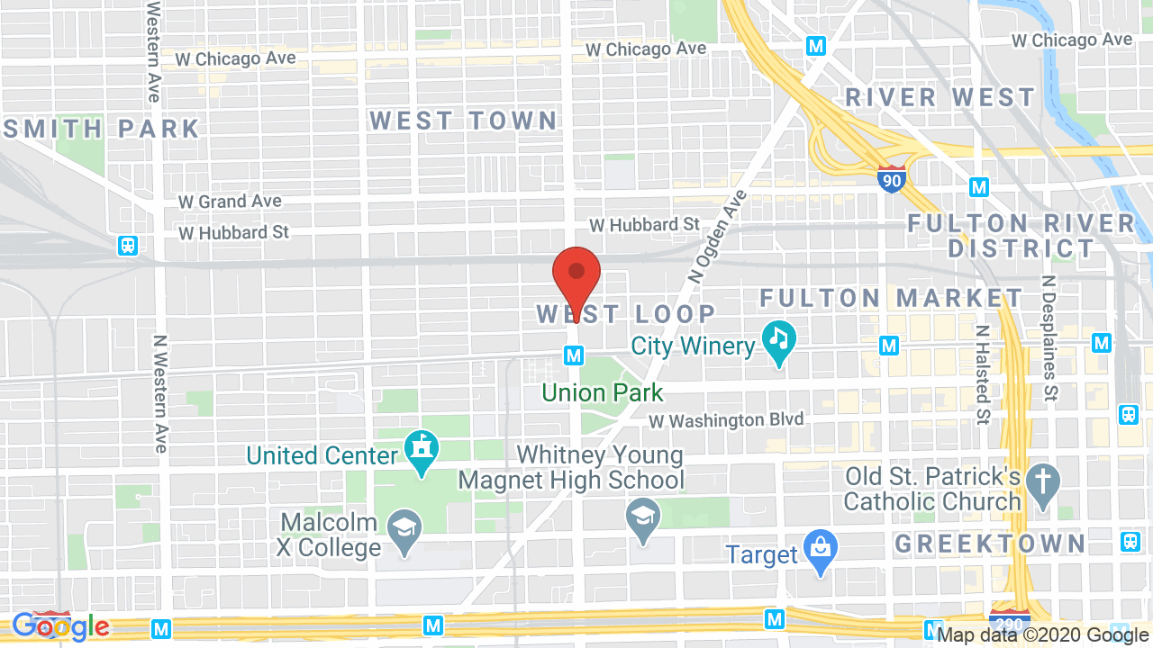 Map for Cobra Lounge