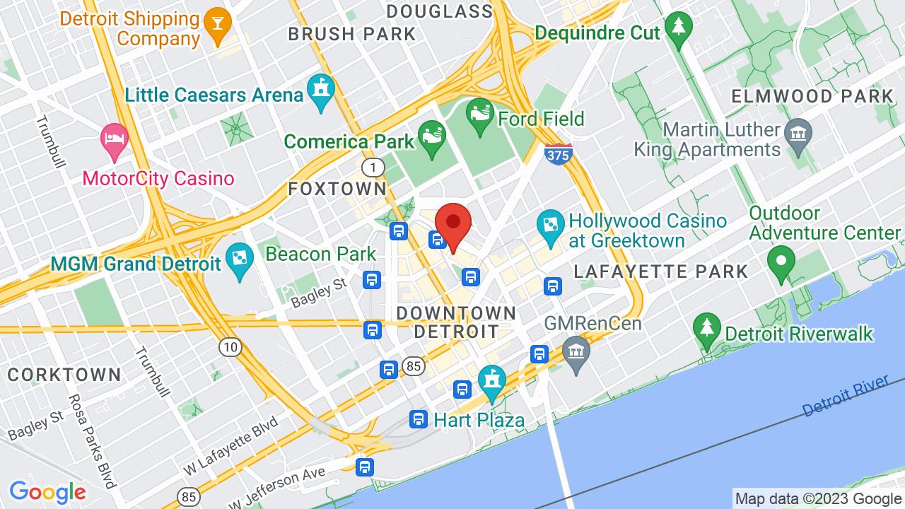 Map for Deluxx Fluxx