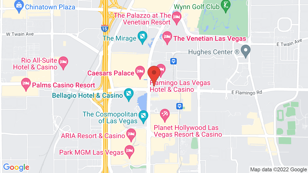 Map for Drais Rooftop Nightclub