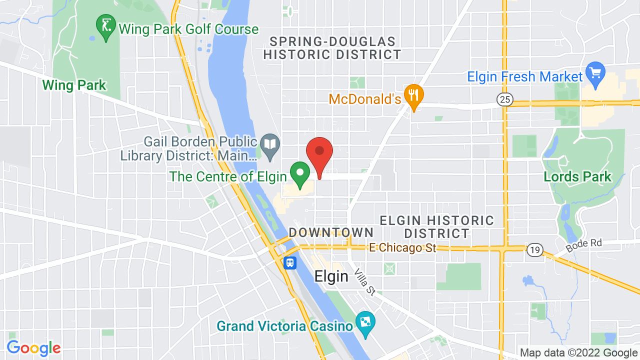 Douglas Park Chicago Map.Danny S On Douglas Shows Tickets Map Directions