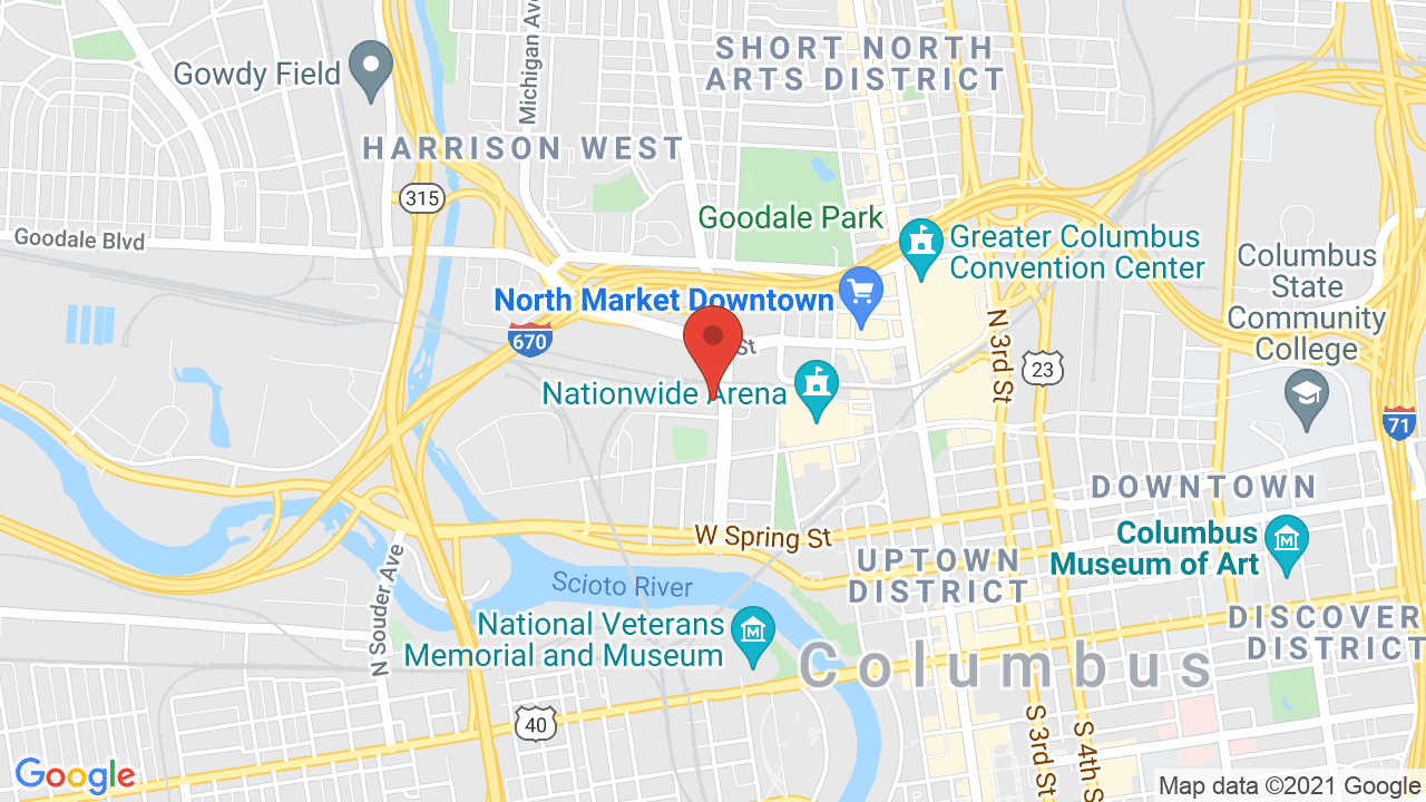 Map for EXPRESS LIVE! (Indoors)