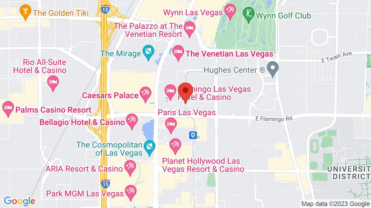 Flamingo Hotel Las Vegas Map 2018 World S Best Hotels
