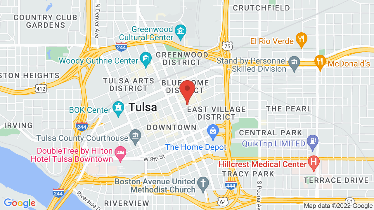Map for Fassler Hall