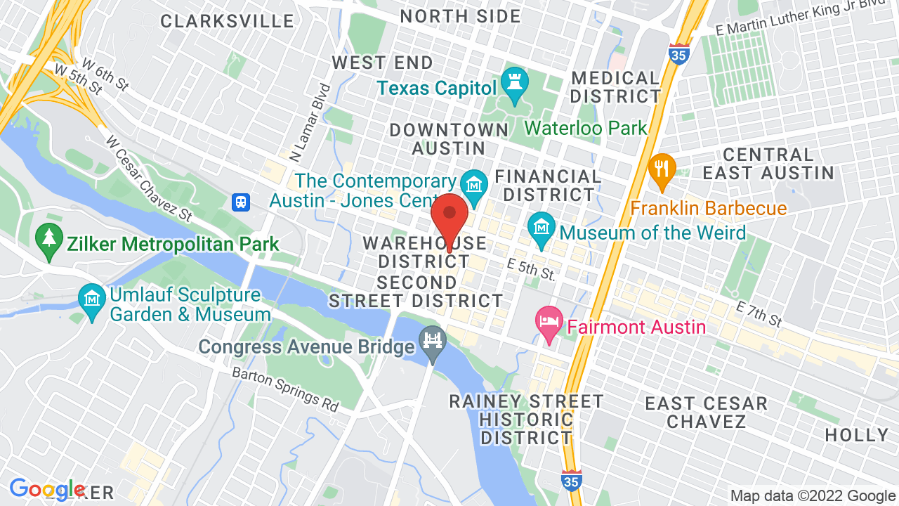 Map for Frank's
