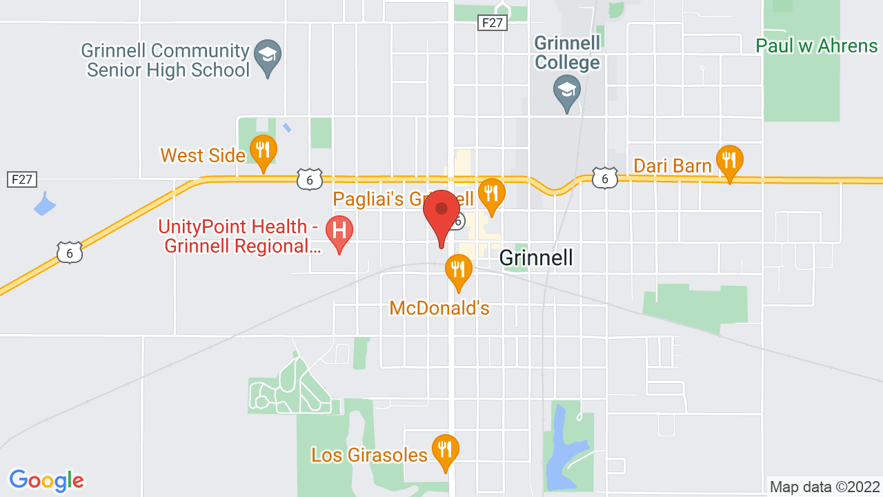 Grinnell College Campus Map Www Topsimages Com