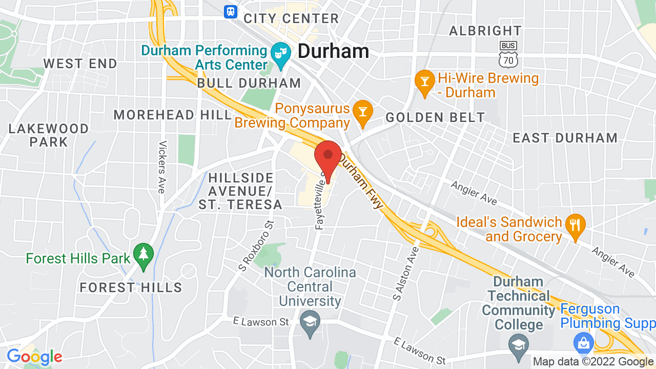 Hayti Heritage Center in Durham, NC - Concerts, Tickets, Map, Directions